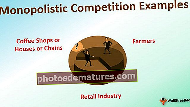 Exemples de competència monopolística