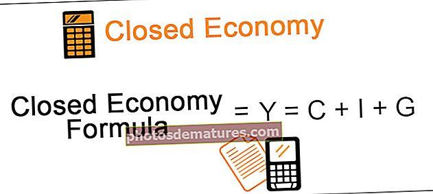 Economia tancada