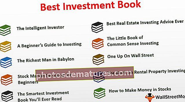 Top 10 del millor llibre d'inversions de tots els temps