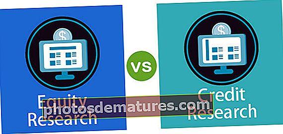 Equity Research vs Credit Research: coneixeu la diferència!