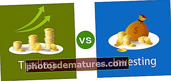 Comerç vs inversió