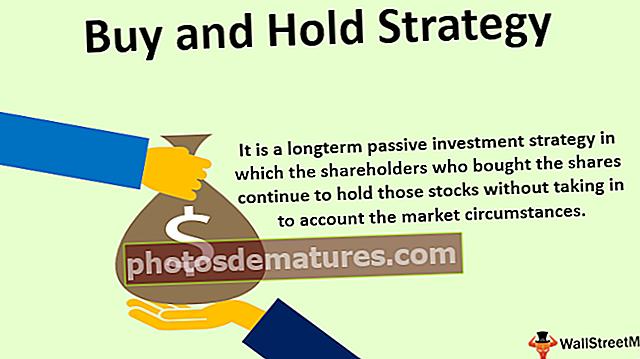 Comprar i mantenir l'estratègia