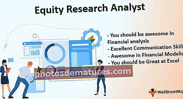 Analista d'investigació de renda variable