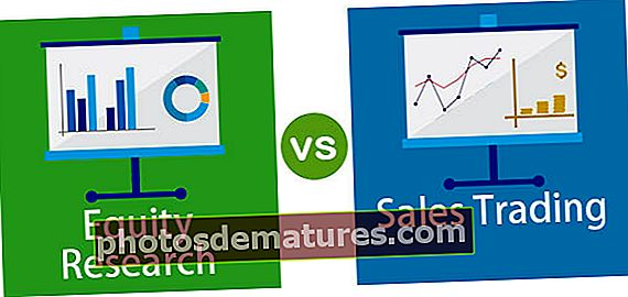 Equity Research vs Sales & Trading