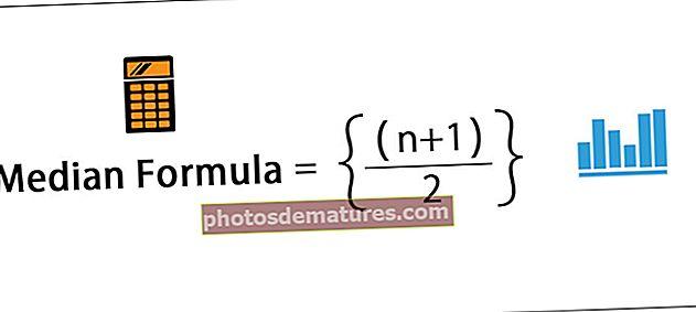 Fórmula mediana