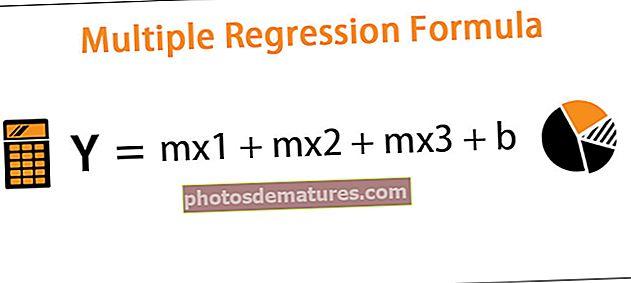 Fórmula de regressió múltiple