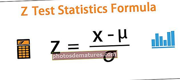 Fórmula de prova Z