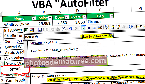 Filtre automàtic VBA