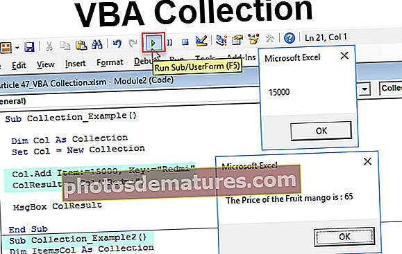 Col·lecció VBA