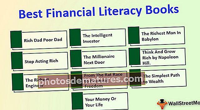 Millors llibres d'alfabetització financera