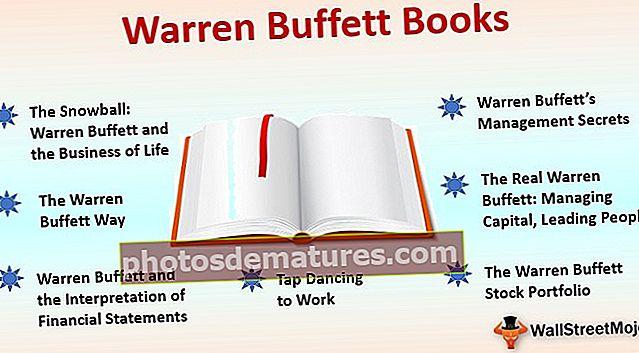 Millors llibres de Warren Buffett