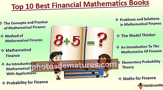 Millors llibres de matemàtiques financeres