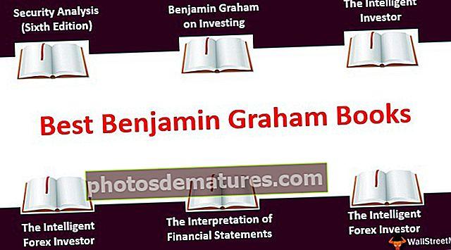 Millors llibres de Benjamin Graham