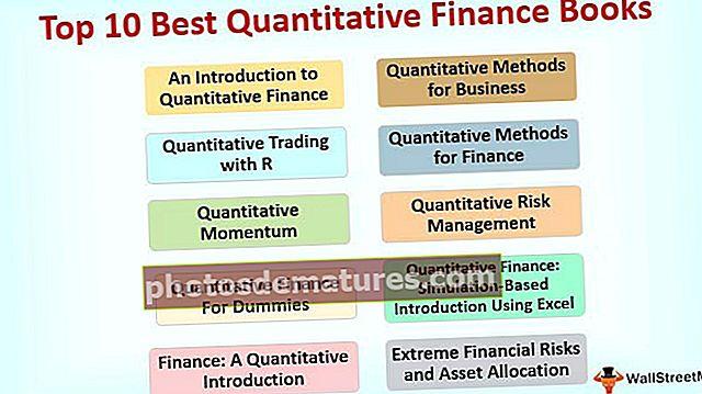 Millors llibres de finances quantitatives