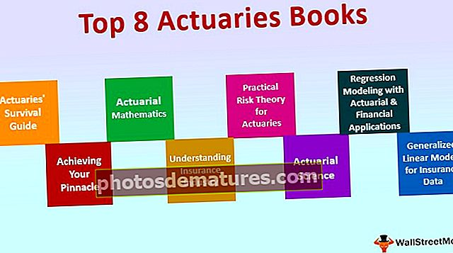 Llibres dels millors actuaris