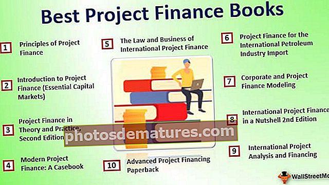 Millors llibres de finançament de projectes