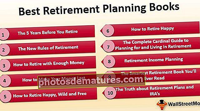 Millors llibres de planificació de la jubilació