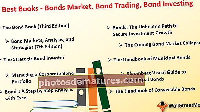 Els millors llibres sobre el mercat de bons, el comerç de bons, la inversió de bons