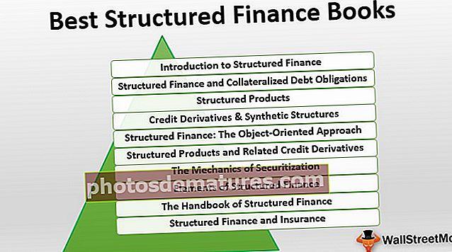 Millors llibres de finances estructurats