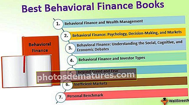 Millors llibres de finances de comportament