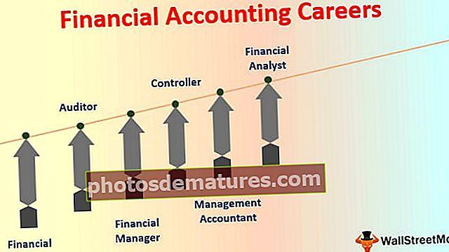 Каријере у финансијском рачуноводству