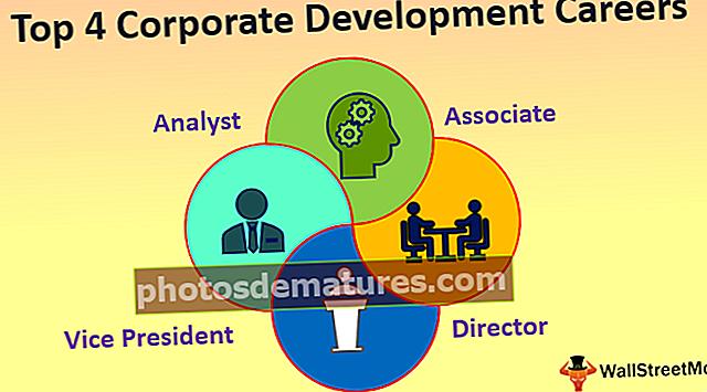Каријере корпоративног развоја