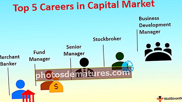 Каријере на тржишту капитала