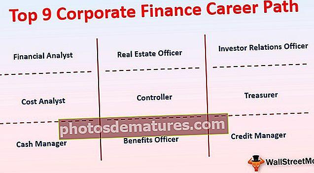 Пут ка каријери у корпоративним финансијама | Топ 9 послова које морате истражити!