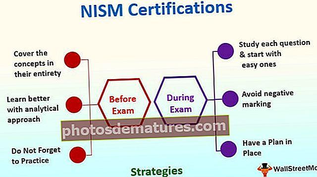 Guia completa de certificacions NISM