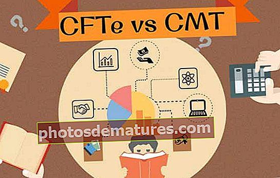 CFT vs CMT