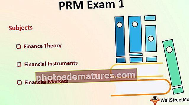 Examen PRM 1: pesos, pla d'estudi, consells, tarifes d'aprovació, tarifes