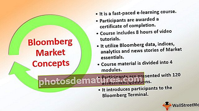 Conceptes de mercat de Bloomberg - BMC | Completa la Guia per a principiants