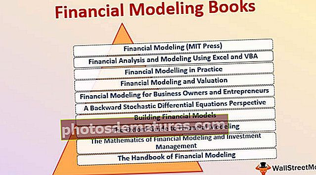 Llibres de modelització financera