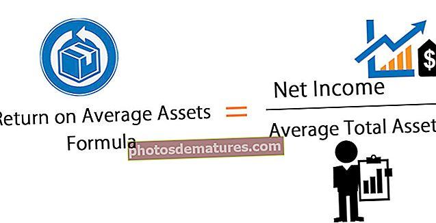 Повраћај просечне имовине (РОАА)