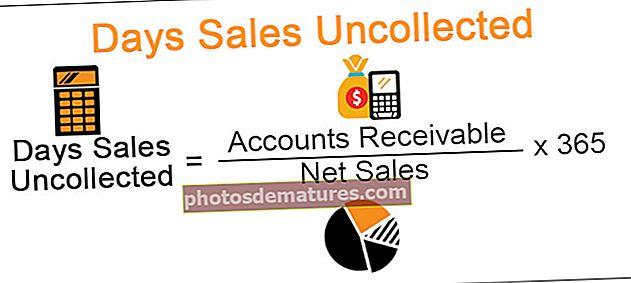 Дани распродаје ненаплаћени