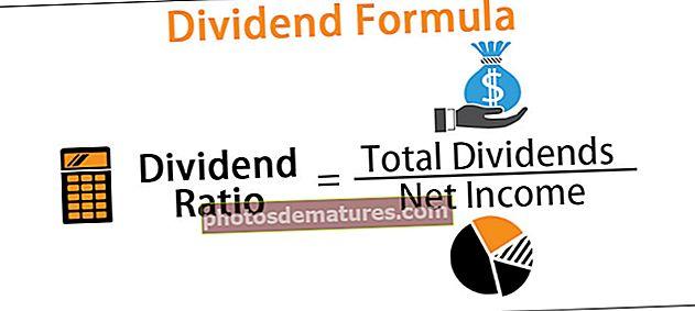 Формула за дивиденду
