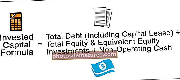Формула уложеног капитала