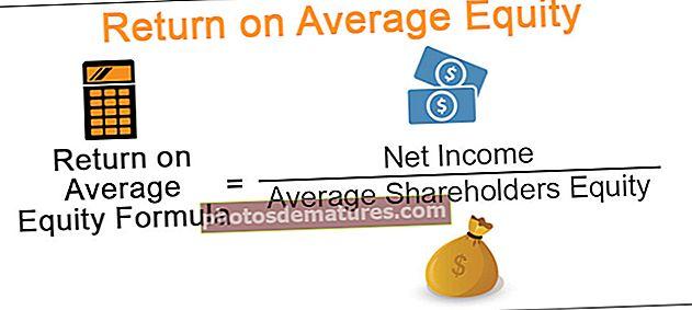 Поврат на просечни капитал (РОАЕ)