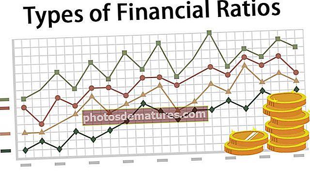 Врсте финансијских показатеља