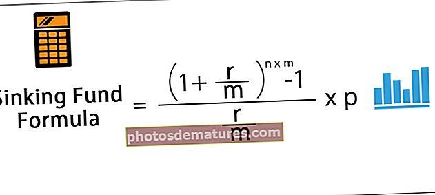 Формула тонућег фонда