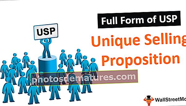 Formulari complet de USP