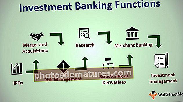 Funcions de banca d'inversions