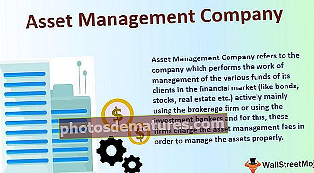 Asset Management Company (AMC)