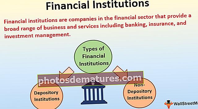 Institucions financeres