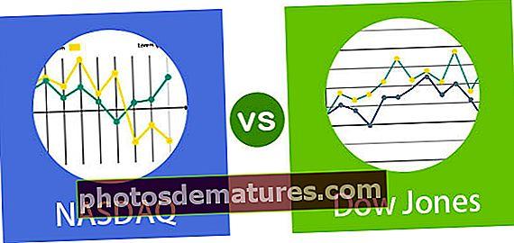 NASDAQ vs Dow Jones