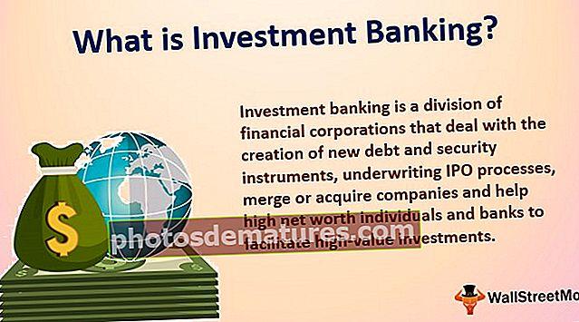 Què és la banca d'inversions?
