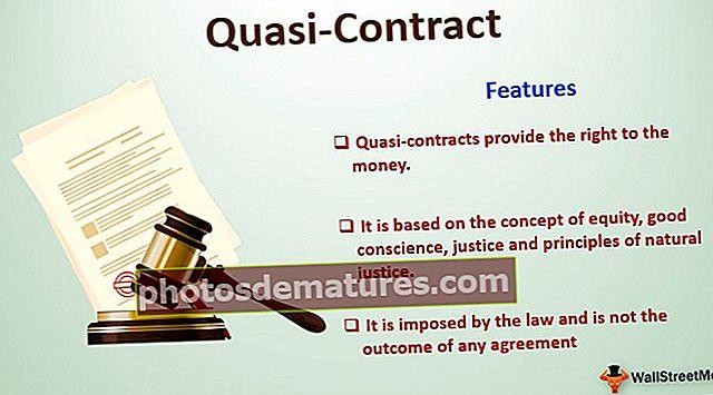 Quasi-contracte