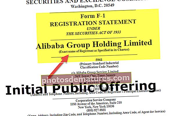 Oferta pública inicial (IPO)