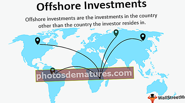 Inversions offshore
