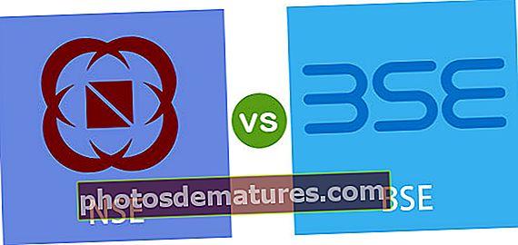 Diferències entre NSE i EEB